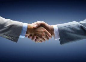 Podpisanie listu intencyjnego z chińskimi przedsiębiorcami.